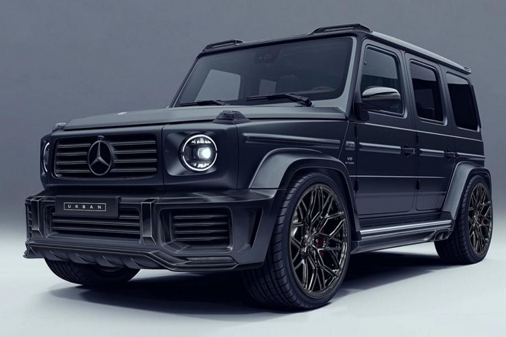Urban Automotive 2019 G-Wagon