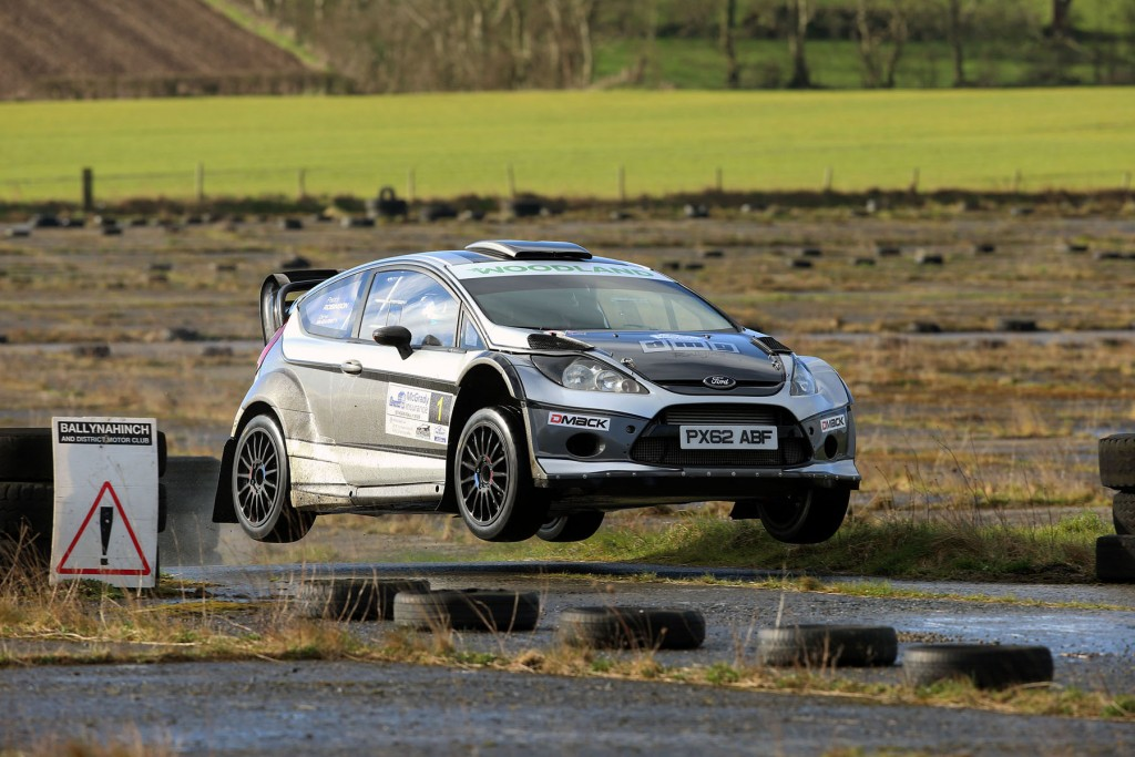 1st Overall Derek McGarrity and Sean Topping. picture:William Neill/NEILLPICS.CO.UK