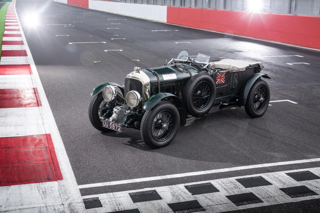 Bentley Blower 1
