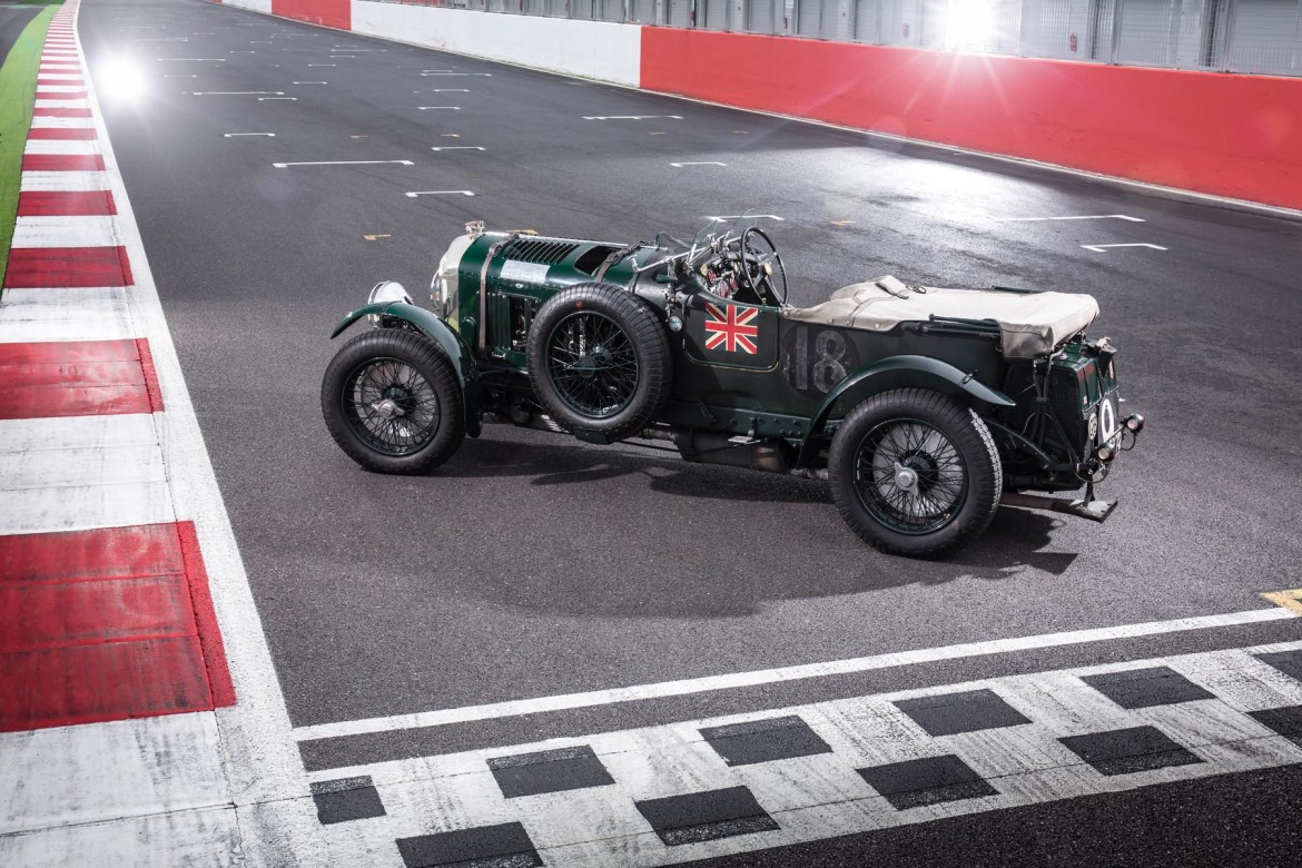 Bentley Blower 2