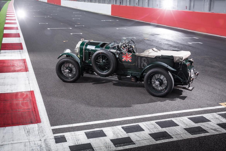 Bentley Blower 2