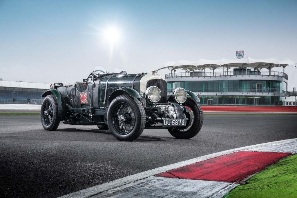 Bentley Blower HERO