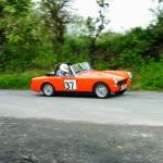 Tony Hamilton - TSCC NI Croft Hillclimb 2005 - MG Midget