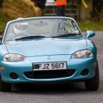 Tony Hamilton - TSCC NI Croft Hillclimb 2013 - Mazda MX-5