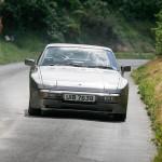 Tony Hamilton - TSCC NI Croft Hillclimb 2008 - Porsche 944