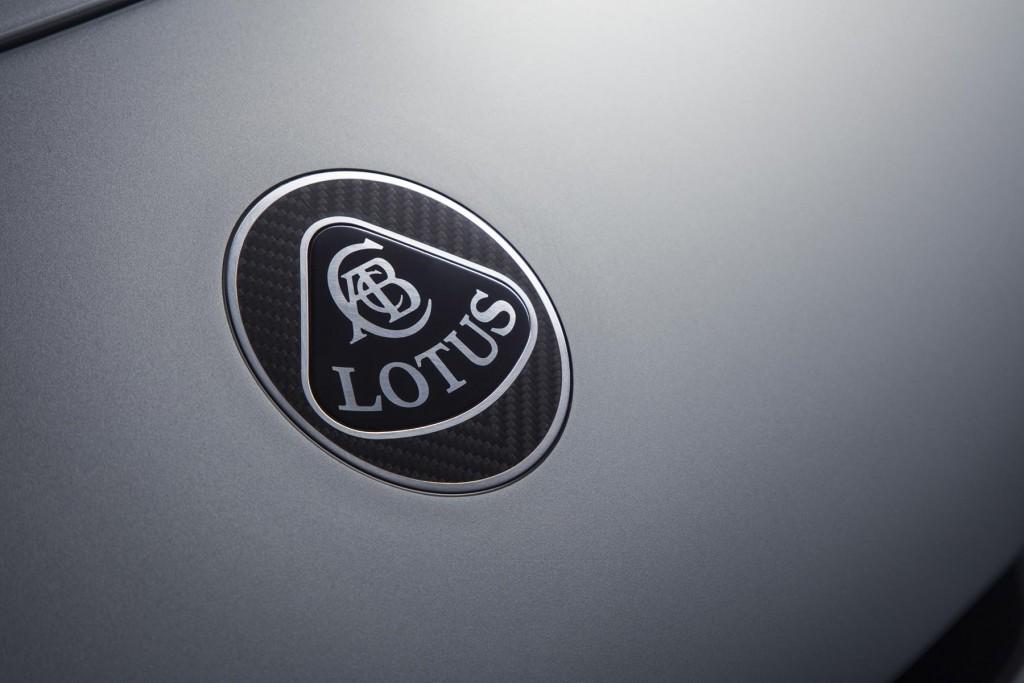 Lotus Evija Nose Badge