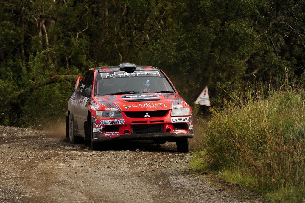 Niall McGonigle & Paddy McCrudden | Photo: Gary Craig Motorsport Photography