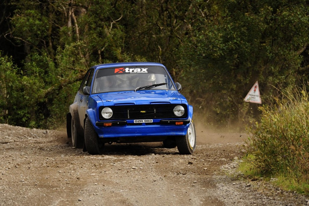 David Condell & Paul Kelly | Photo: Gary Craig Motorsport Photography