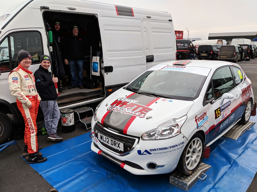 2019 McGrady Insurance Motorsport UK N.I. Rally JUNIOR Champion Kyle White