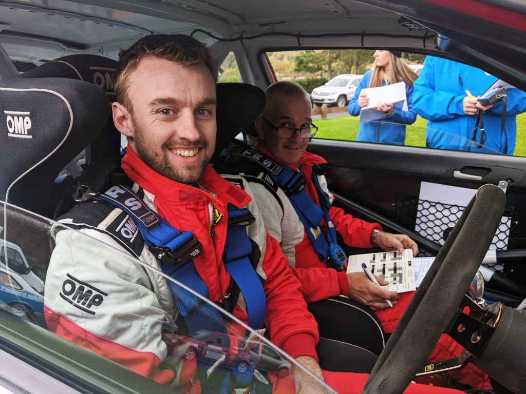 2019 McGrady Insurance Motorsport UK N.I. Rally Championship GROUP N Champions, Adam and David Vance.