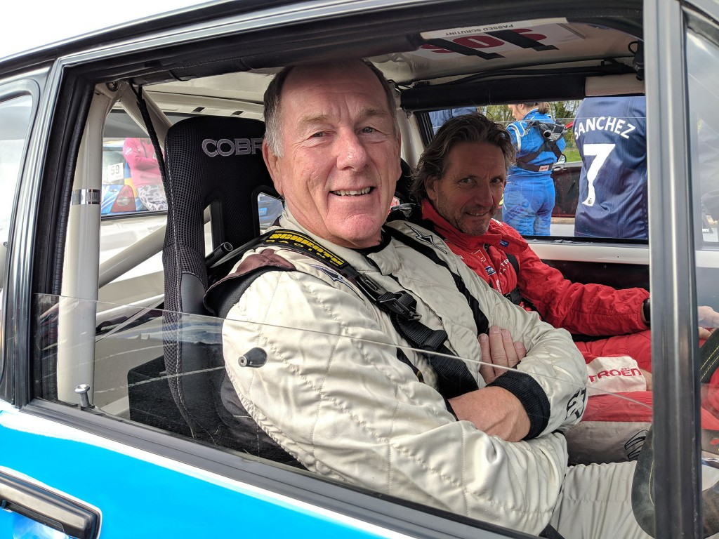 2019 McGrady Insurance Motorsport UK N.I. HISTORIC Rally Champion Drew Wylie
